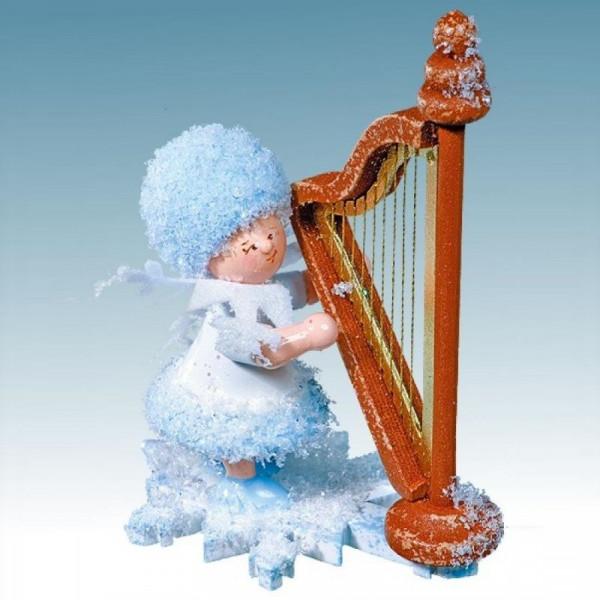 Schneeflöckchen mit Harfe, Artikel 43059