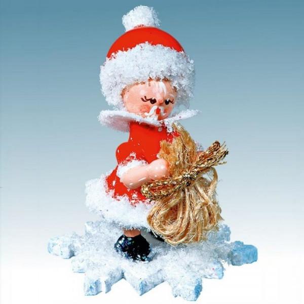 Schneeflöckchen als Weihnachtsmann, Artikel 43061