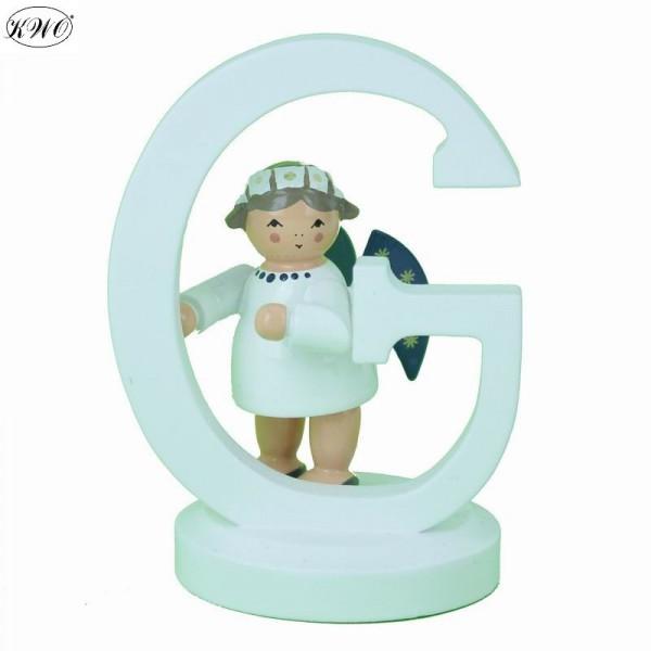 """Engel-Buchstabe """"G"""", 7 cm"""