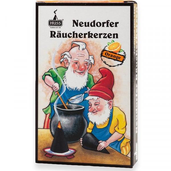"""Neudorfer Räucherkerzen """"Zwerge"""" Orangenduft Original Erzgebirgische Räucherkerzen der Firma Huss"""