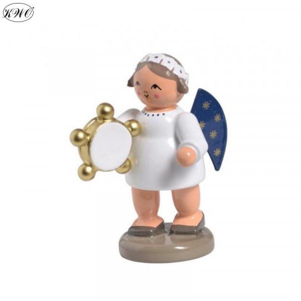 Engel mit Tamburin, 5 cm
