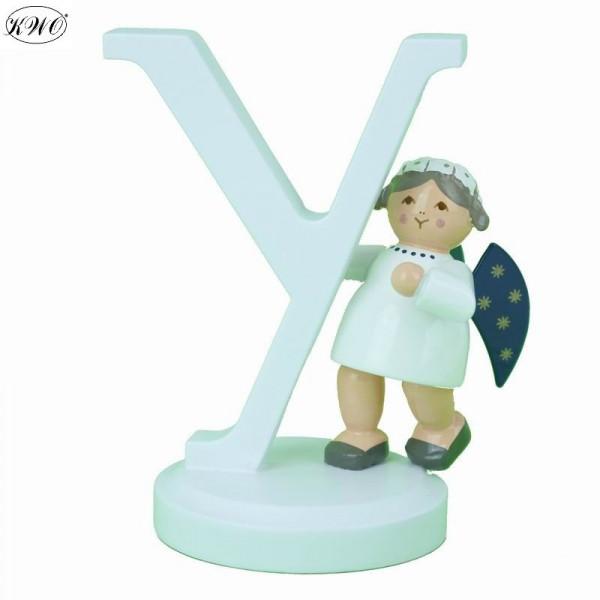 """Engel-Buchstabe """"Y"""", 7 cm"""