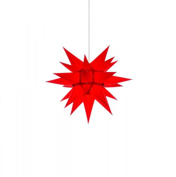Herrnhuter Adventsstern I4, 40 cm Rot
