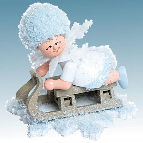 Schneeflöckchen mit Schlitten, Artikel 43088