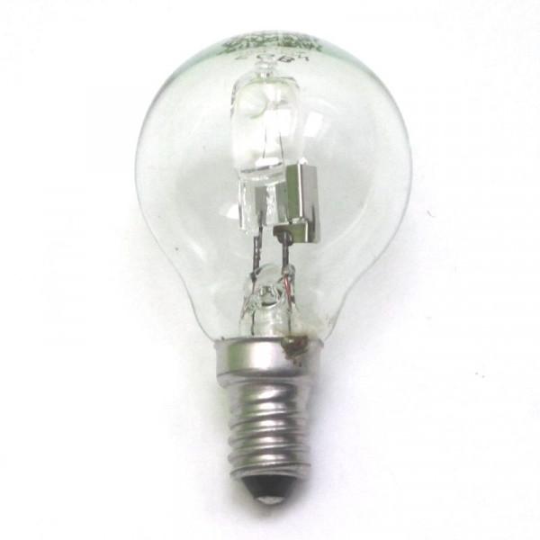 Tropfenlampe Halogenlampe E14, 20 Watt (entspr.25W), klar
