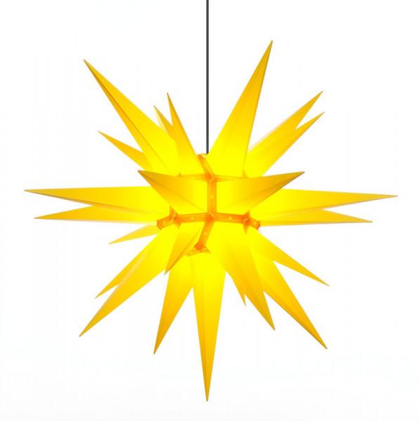 Herrnhuter Adventsstern Außenstern 130 cm Gelb