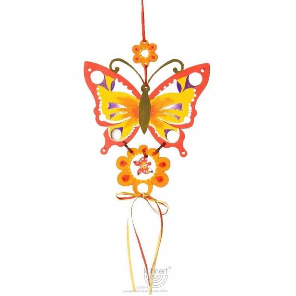 Bastelset Fensterbild Schmetterling