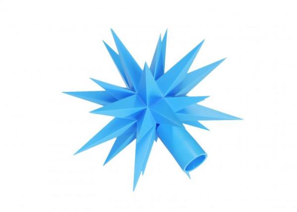 Ersatzstern für Herrnhuter Sternenkette A1s in Blau