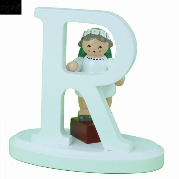 """Engel-Buchstabe """"R"""", 7 cm"""