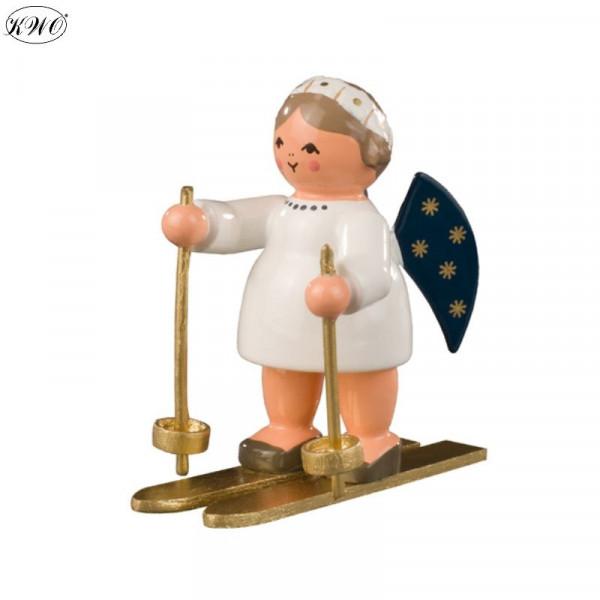 Engel mit Ski, 5 cm