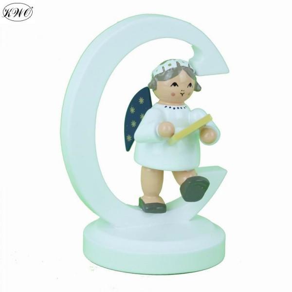 """Engel-Buchstabe """"C"""", 7 cm"""