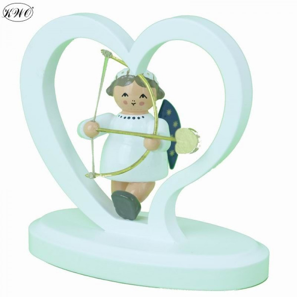 "Engelherz ""Amor"", 7 cm"