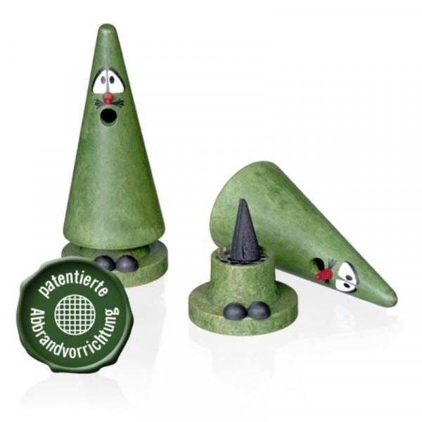 """Crottendorfer Ziegenbein grün """"Tina Tanne"""""""