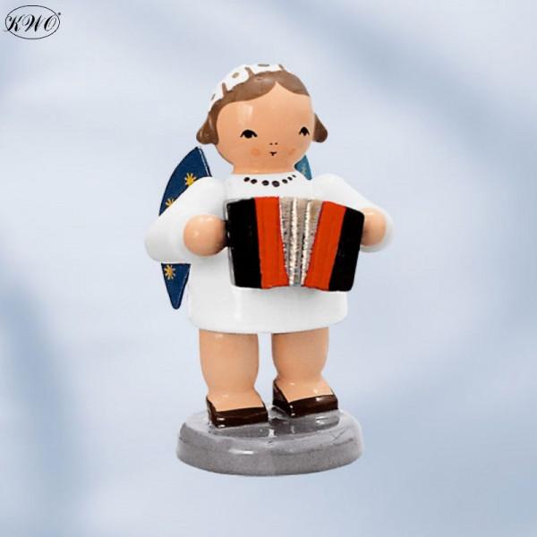 Engel mit Harmonika, 5 cm