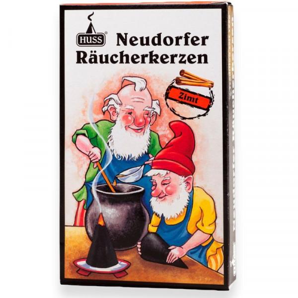 """Neudorfer Räucherkerzen """"Zwerge"""" Zimtduft"""
