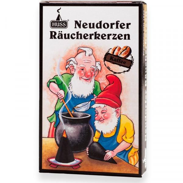 """Neudorfer Räucherkerzen """"Zwerge"""" Kaffeeduft Original Erzgebirgische Räucherkerzen der Firma Huss"""