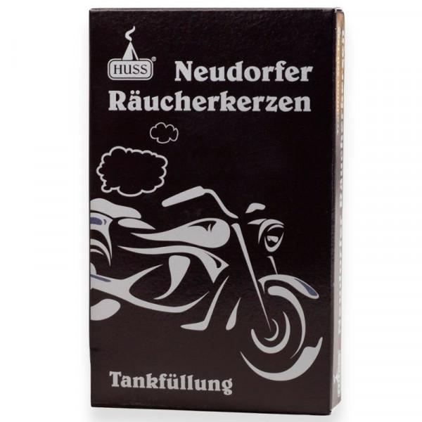 Neudorfer Räucherkerzen technische Düfte, Motorduft Original Erzgebirgische Räucherkerzen für Biker