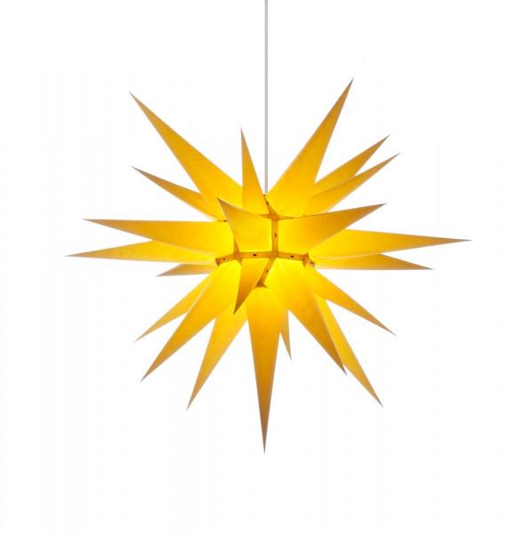 Herrnhuter Adventsstern I7, 70 cm Gelb
