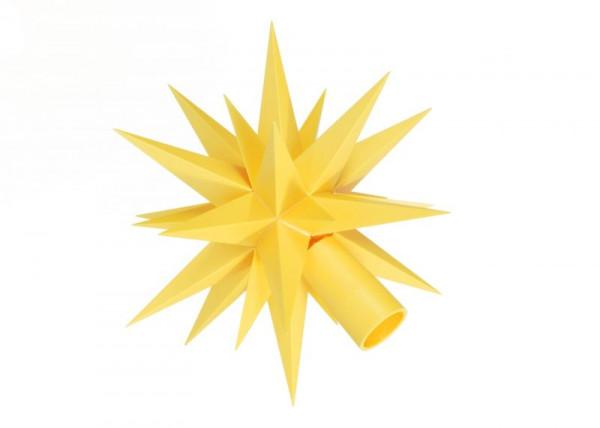 Ersatzstern für Herrnhuter Sternenkette A1s in Gelb