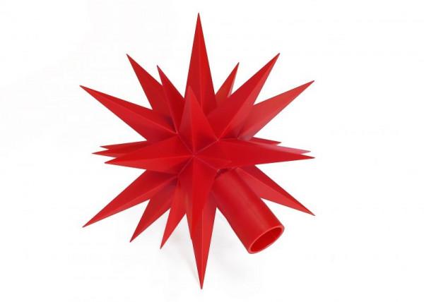 Ersatzstern für Herrnhuter Sternenkette A1s in Rot