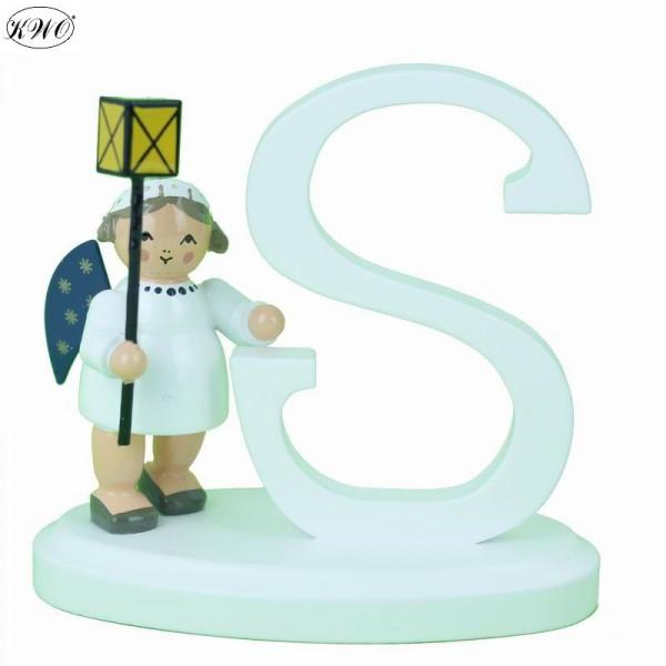 "Engel-Buchstabe ""S"", 7 cm"