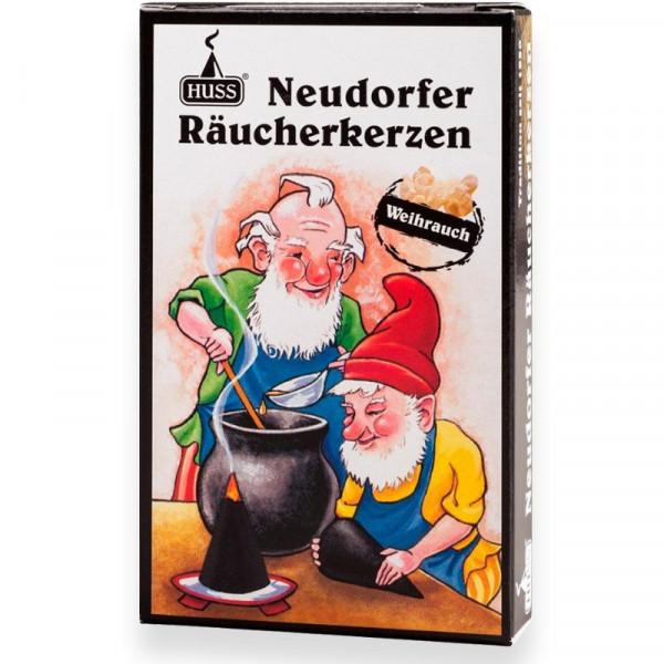 """Neudorfer Räucherkerzen """"Zwerge"""" Weihrauch"""