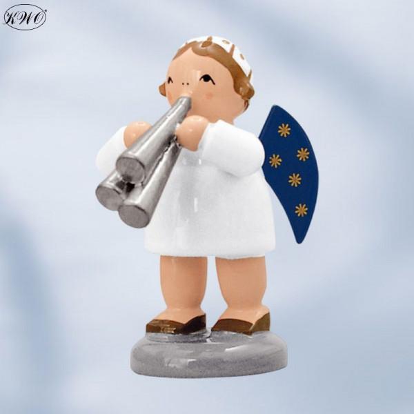 Engel mit Schalmei, 5 cm