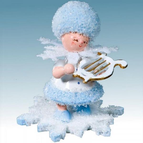 Schneeflöckchen mit kleiner Harfe, Artikel 43064