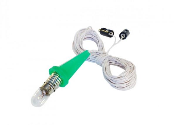 Beleuchtung für A1e grün