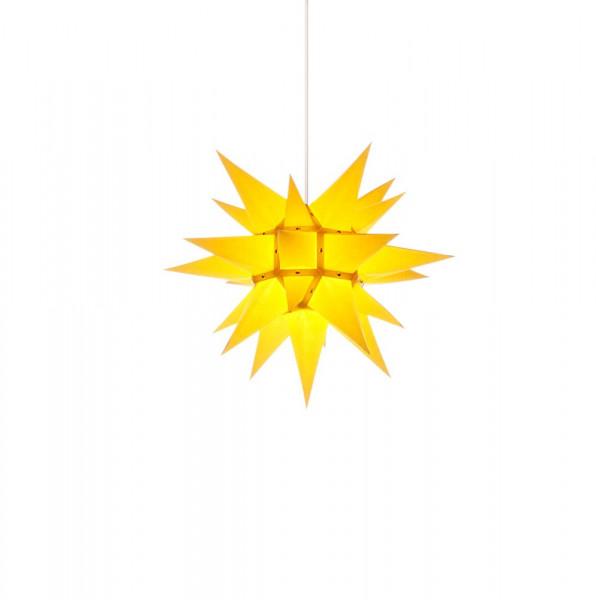 Herrnhuter Adventsstern I4, 40 cm Gelb