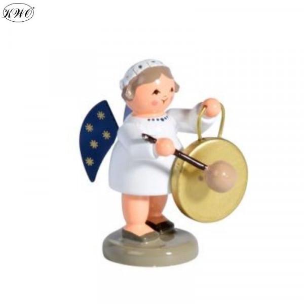 Engel mit Gong, 5 cm
