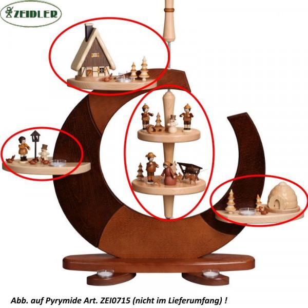 """Bestückungssatz für Designpyramide """"Offener Kreis"""" 0715"""