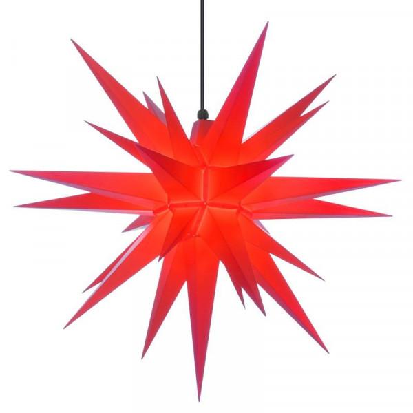 Herrnhuter Adventsstern Außenstern 68 cm Rot