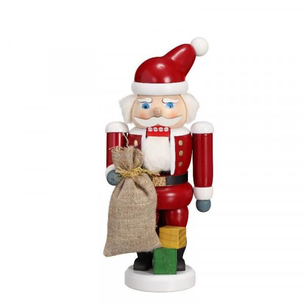 """Nußknacker """"Weihnachtsmann"""" 21 cm"""