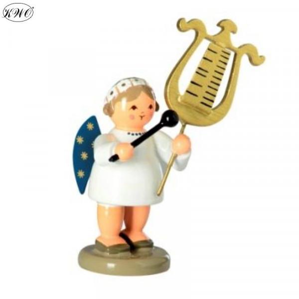 Engel mit Glockenspiellyra, 5 cm