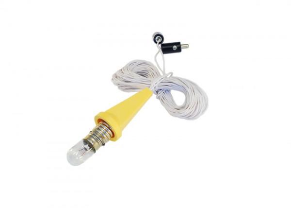 Beleuchtung für A1e gelb