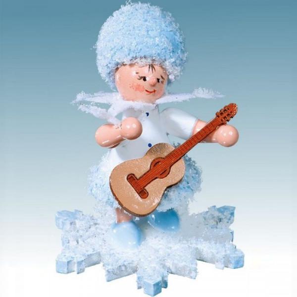 Schneeflöckchen mit Gitarre, Artikel 43071
