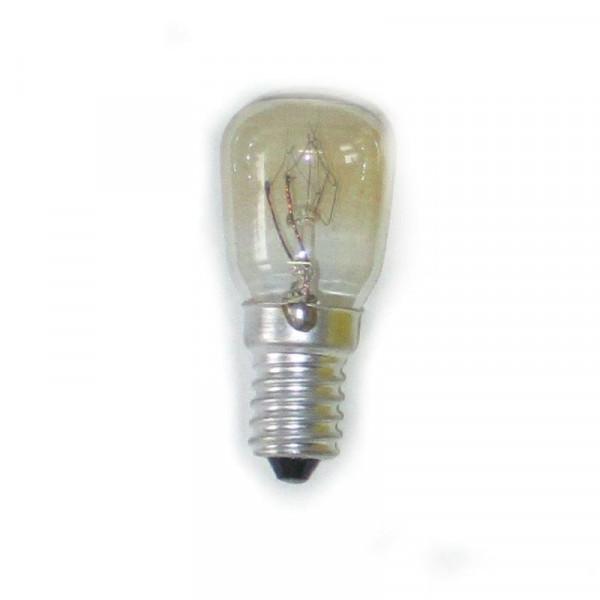 Birnenlampe E14,25 Watt, klar