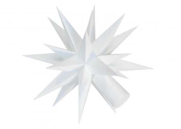 Ersatzstern für Herrnhuter Sternenkette A1s in Weiß