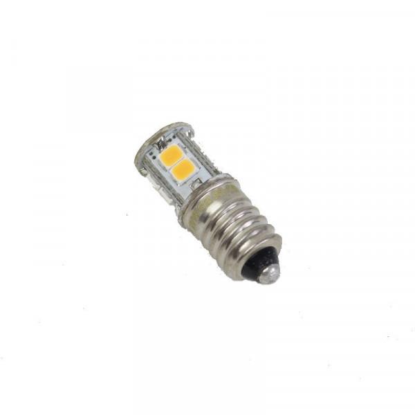 LED Glühlampe für Herrnhuter Ministerne A1e und A1b 6-6,5 Volt, 0,5 Watt, 50 Lumen, 2350 K, Fassung E10
