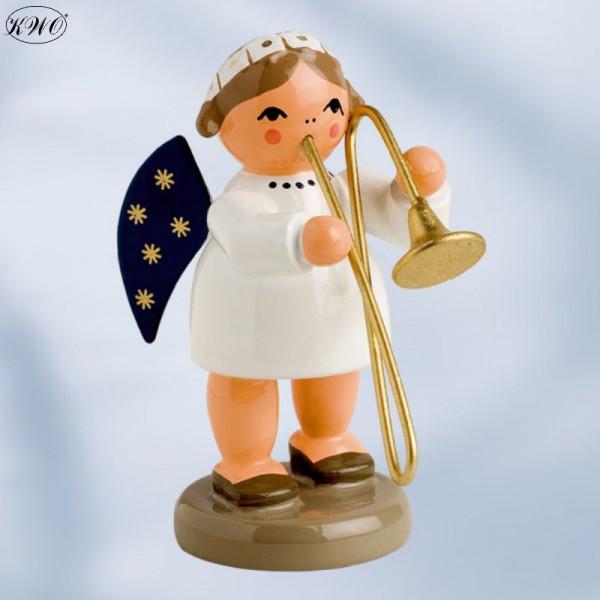 Engel mit Posaune, 5 cm