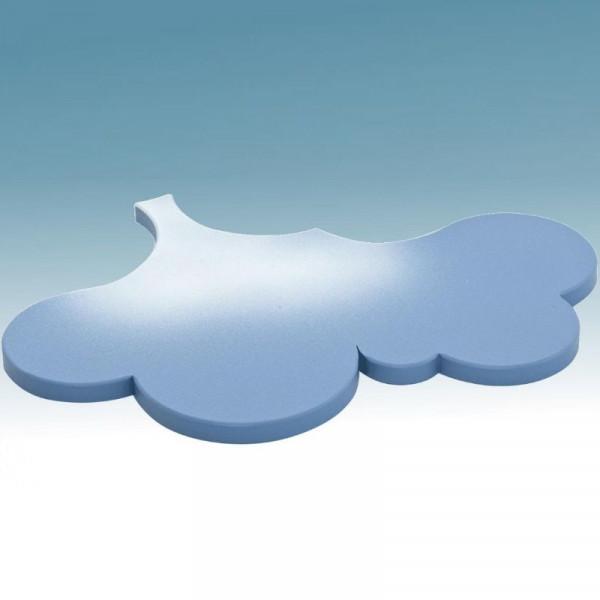 Seitenwolke für Schneeflöckchen, Artikel 43502 ca. 220 x 160 mm