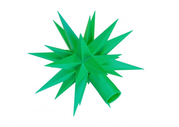 Ersatzstern für Herrnhuter Sternenkette A1s in Grün 1 Stück Ersatzstern