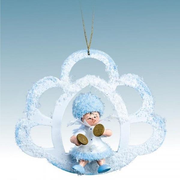 Schneeflöckchen mit Becken in der Wolke, Artikel 43043