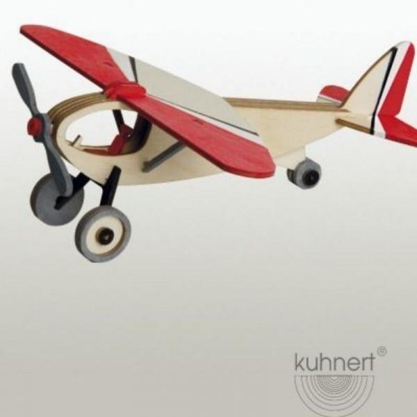 Bastelset Sportflugzeug